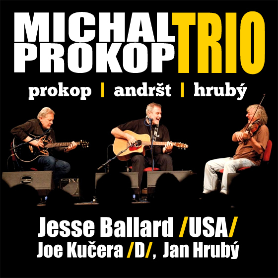 Michal Prokop Trio + Jesse Ballard /USA/