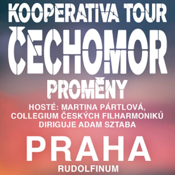 Čechomor<br>Proměny<br>Kooperativa Tour