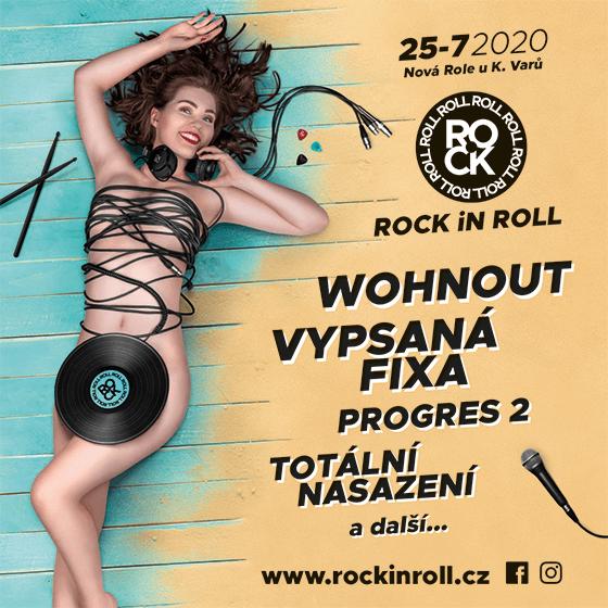 Rock iN Roll<br>Plážový hudební festival
