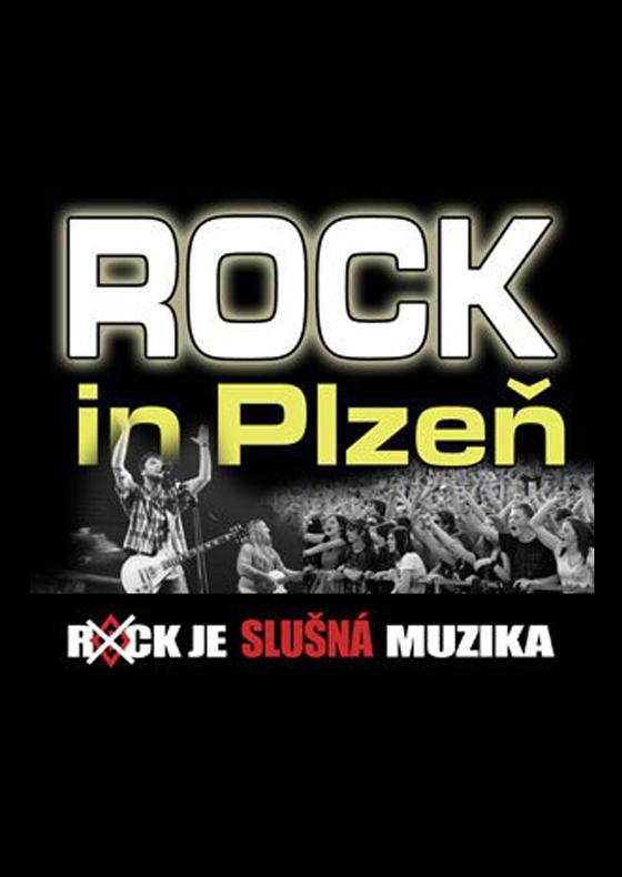 Rock in Plzeň