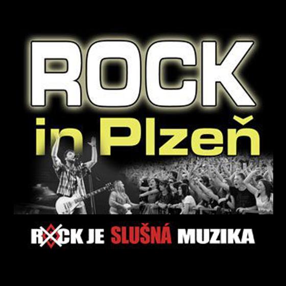 Rock in Plzeň<br>Rybičky 48, Arakain & Lucie Bílá, RCZ, Traktor<br><b><font color=red>PRODEJ VSTUPENEK POUZE NA MÍSTĚ</font></b>