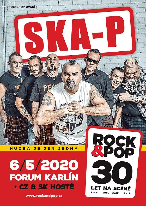 Rock&Pop 30 let na scéně