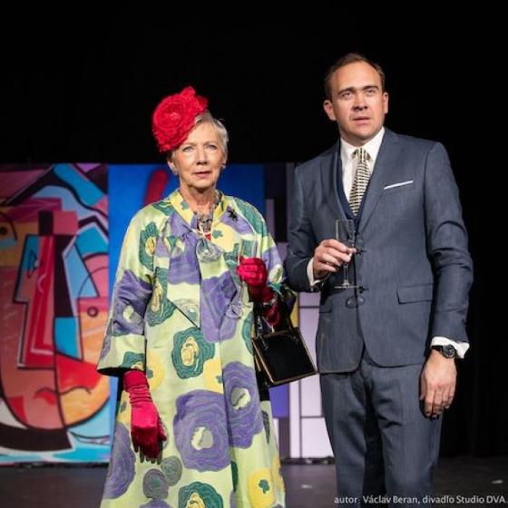 Madame Rubinstein<br>Letní šapitó<br>festival divadel
