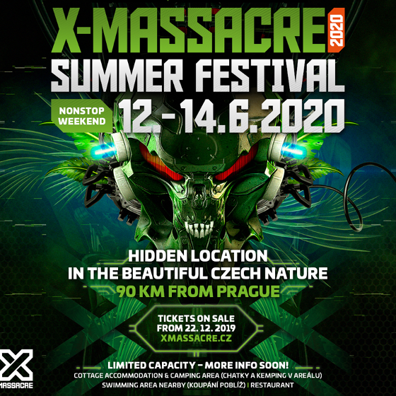 S-Massacre<br>Open Air Festival by X-Massacre