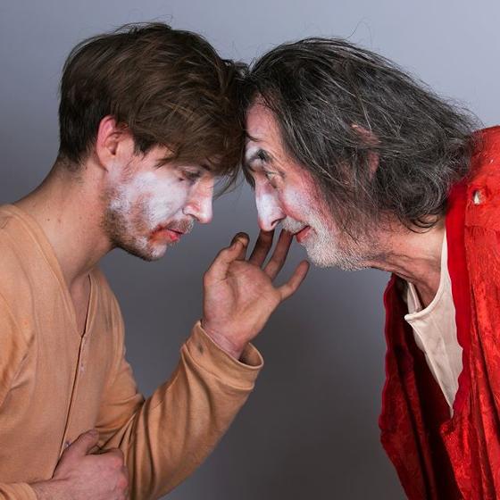 Šašek a syn<br>(Divadlo Bolka Polívky)