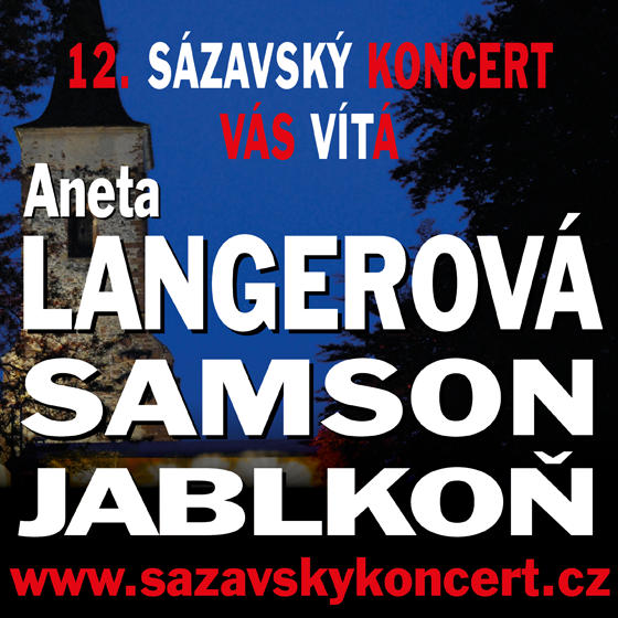 Jablkoň, Jaroslav Samson Lenk, Aneta Langerová