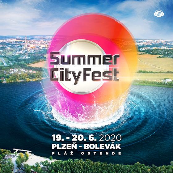 Summer City Fest<BR>Multižánrový open-air festival