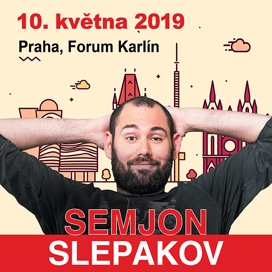 Semjon Slepakov<br>Stand up and concert