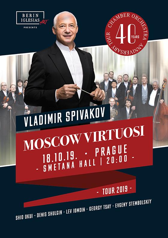 Vladimir Spivakov a Virtuosové Moskvy