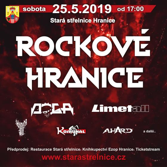 Rockové Hranice 2019