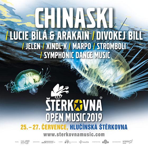 Štěrkovna Open Music<br>festival mimořádných projektů