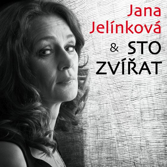 Jana Jelínková & Sto zvířat<BR>Dáma s čápem<br><font color=red>Vstupenky na pokladně Malostranské Besedy</font>