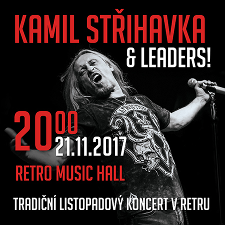 KAMIL STŘIHAVKA & LEADERS!