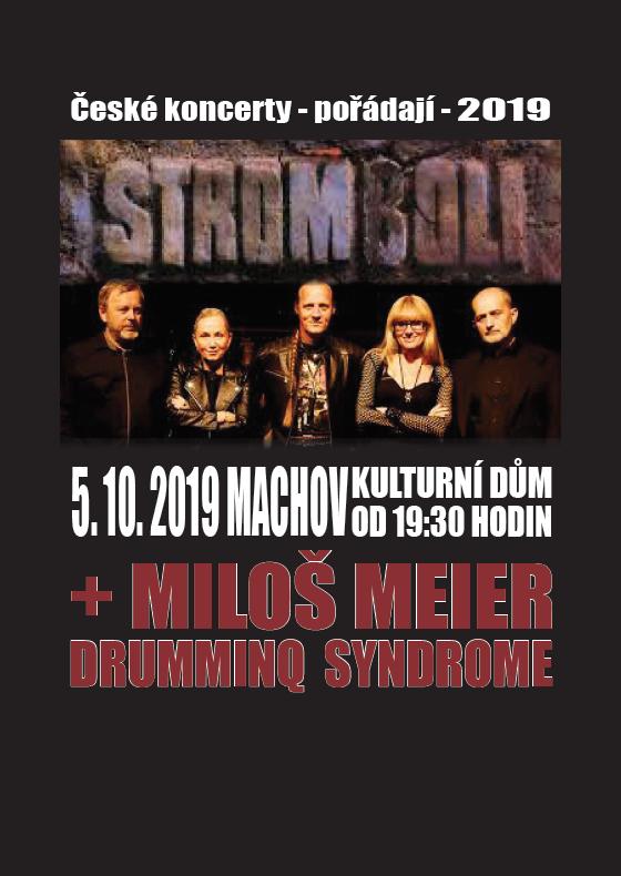 Stromboli + Miloš Meier