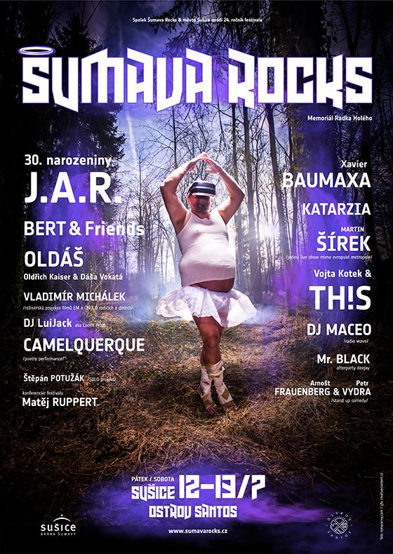 Šumava Rocks 2019