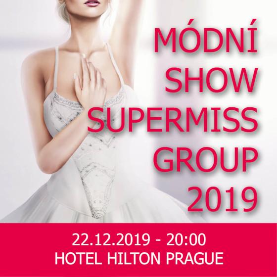 Módní Show Supermiss 2019