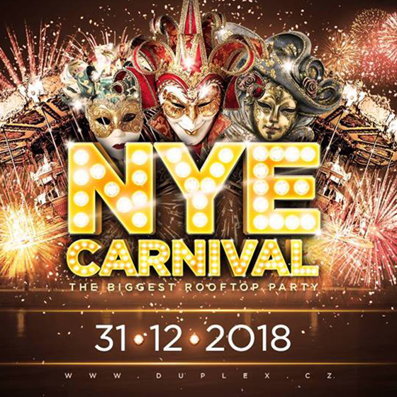NYE Carnival 2018 at DupleX<br>VIP table reservation