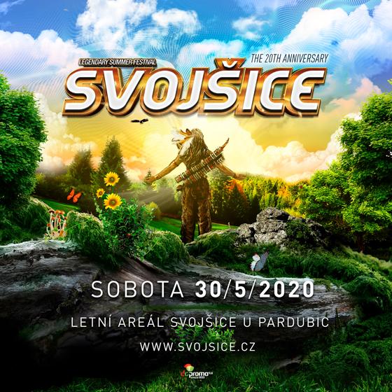 Festival Svojšice<BR>Slavíme 20. narozeniny