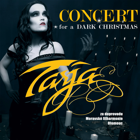 TarjaConcert for a dark Christmas, Olomouc, 11/12/2018 20:00
