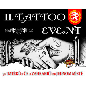 II. Tattoo Event 2017<br>Sobota