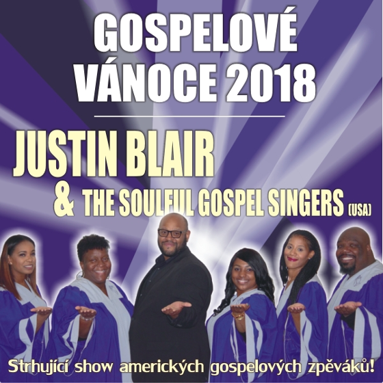Gospelové Vánoce<br>The Soulful Gospel Singers
