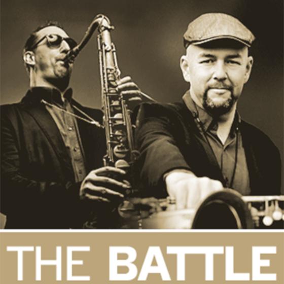 The Battle/Ondřej Štveráček a Rostislav Fraš Q/koncert z cyklu Jazzová KLAUSura- Praha -U Staré paní Praha