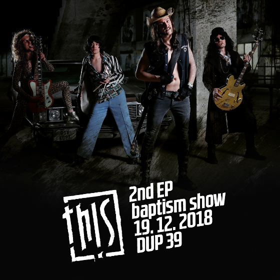 TH!S<br>2nd EP<br>baptism show