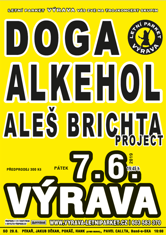 Alkehol, Doga, A. Brichta Project