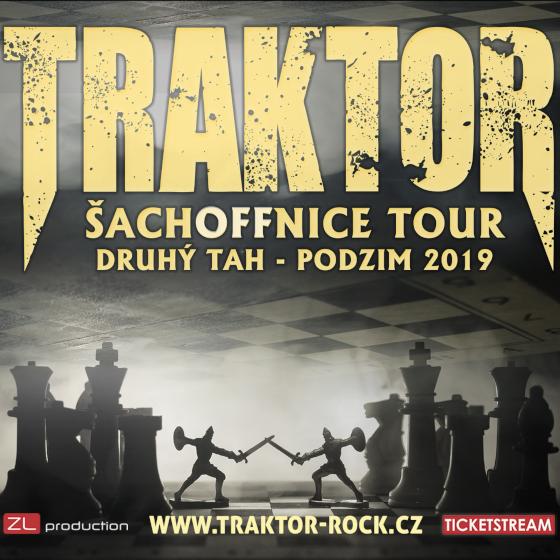 Traktor<br>Šachoffnice tour<br>druhý tah - podzim 2019