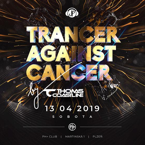 Trancer Against Cancer<br>by Thomas Coastline