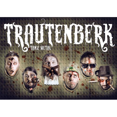 TRAUTENBERK-  Ostrava  -Barrák Music Club   Ostrava