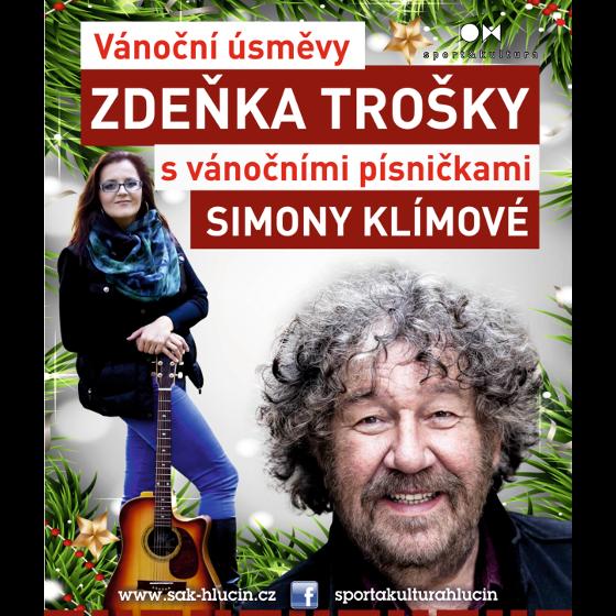 Zdeněk Troška a Simona Klímová