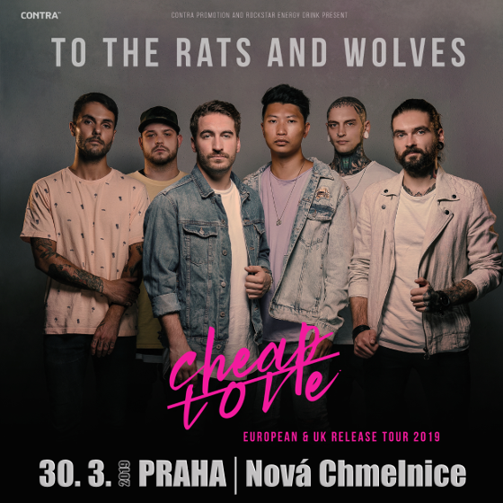 To The Rats And Wolves, Praha, 30/03/2019 20:00