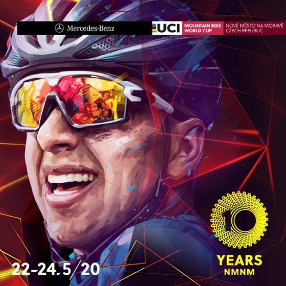 MERCEDES-BENZ/UCI MOUNTAIN BIKE WORLD CUP/SVĚTOVÝ POHÁR HORSKÝCH KOL-  Nové Město na Moravě  -Vysočina Arena   Nové Město na Moravě
