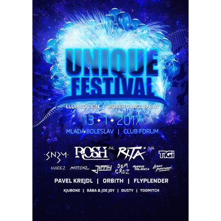 Unique Festival Club Edition