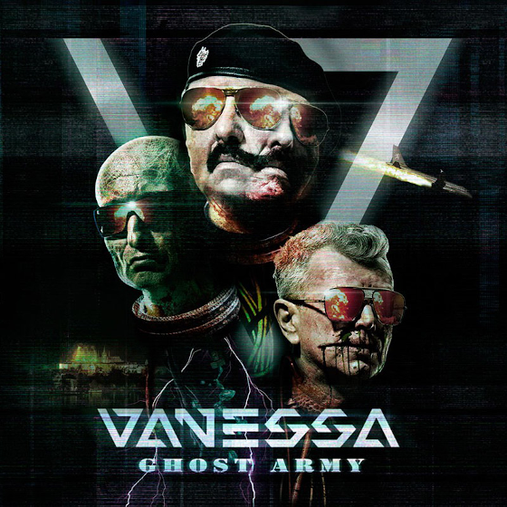 Vanessa<br>Ghost Army Tour