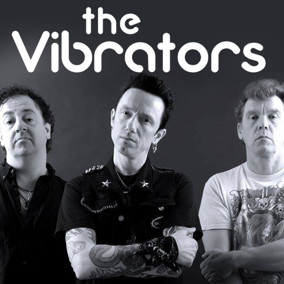 The Vibrators (UK) The Junk Food (CZ), Praha, 24/01/2019 19:30