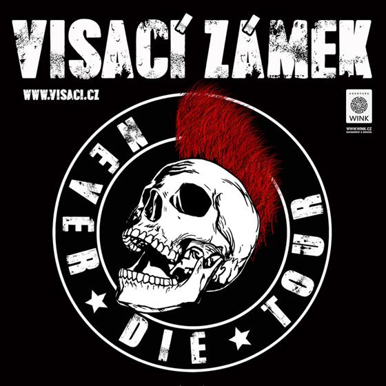 Visací zámek<br>Never Die Tour<br>Speciální host: Plexis