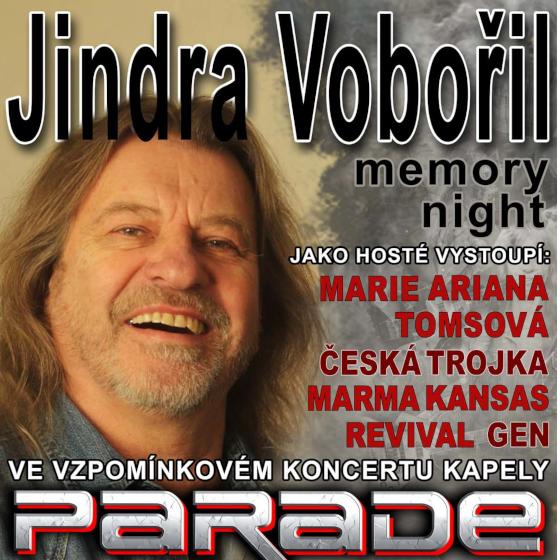 ParadeMarche<BR>Vzpomínka na Jindru Vobořila