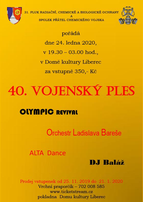 40. Vojenský ples