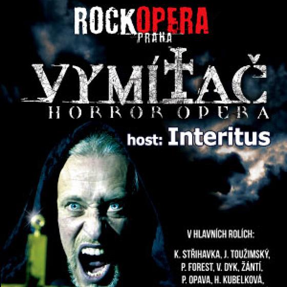 RockOpera Praha<BR>Vymítač & Interitus