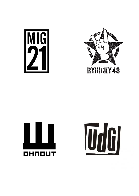 Mig 21, Rybičky 48, Wohnout, UDG