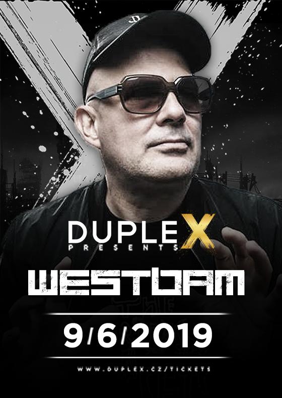 DupleX Presents Westbam