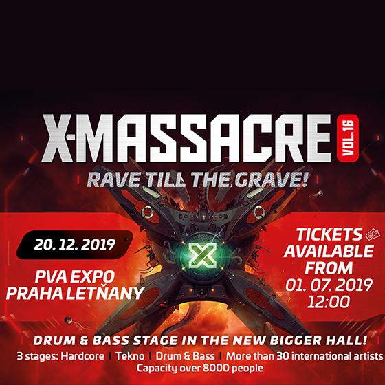 X-Massacre<BR>Rave till the grave!