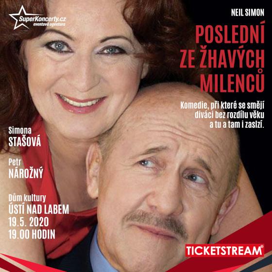 Poslední ze žhavých milenců<BR>Simona Stašová a Petr Nárožný