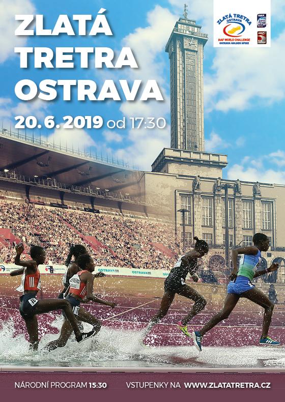 58. Zlatá tretra Ostrava